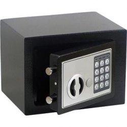 Cofre Eletrônico Digital Teclado com Senha 17