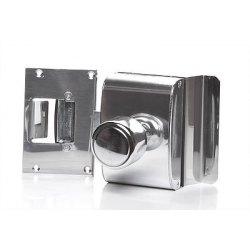 Fechadura Elétrica AGL Porta de Vidro (PV200R1I)