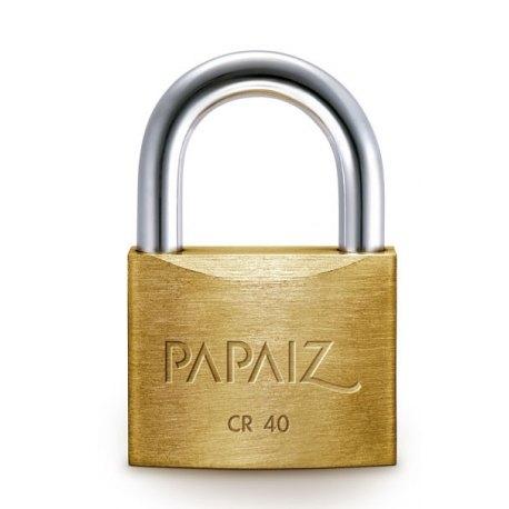 Cadeado Papaiz KA1 CR40