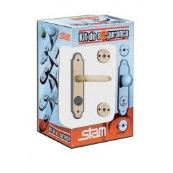 Fechadura Stam Kit 3x1 1803/11